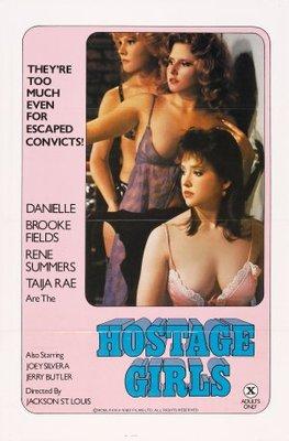 Hostage Girls movie poster (1984) poster MOV_78187598