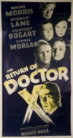 The Return of Doctor X movie poster (1939) picture MOV_781aa9d6