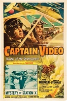 Captain Video, Master of the Stratosphere movie poster (1951) picture MOV_781abab8