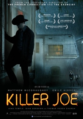 Killer Joe movie poster (2011) poster MOV_781df99e