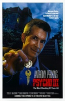 Psycho III movie poster (1986) picture MOV_781e0d2c