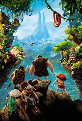 The Croods movie poster (2013) poster MOV_781e9fc5