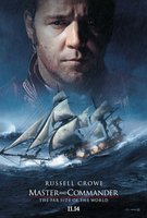 Master and Commander: The Far Side of the World movie poster (2003) picture MOV_782a0cc7