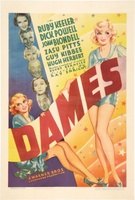 Dames movie poster (1934) picture MOV_782a1cfa