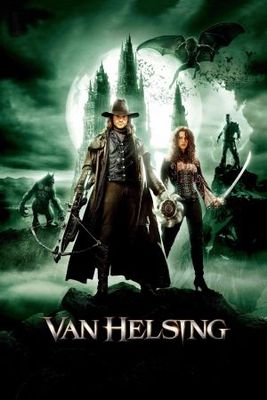 Van Helsing movie poster (2004) poster MOV_782ec116