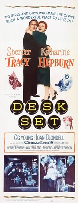 Desk Set movie poster (1957) poster MOV_782f83db