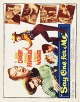 Say One for Me movie poster (1959) picture MOV_782fc732