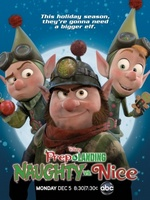 Prep & Landing: Naughty vs. Nice movie poster (2011) picture MOV_7831c02a
