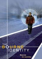 The Bourne Identity movie poster (2002) picture MOV_78338a01