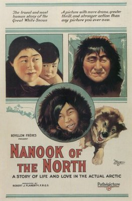 Nanook of the North movie poster (1922) poster MOV_783e0838
