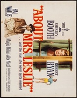 About Mrs. Leslie movie poster (1954) picture MOV_784027bc