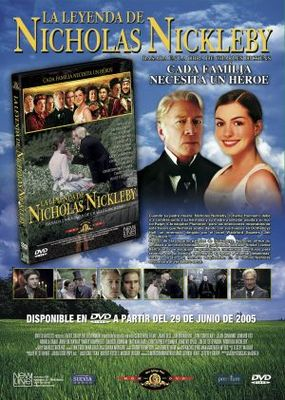 Nicholas Nickleby movie poster (2002) poster MOV_7841eab3