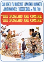 The Russians Are Coming, the Russians Are Coming movie poster (1966) picture MOV_78453eda