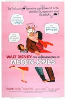 The Misadventures of Merlin Jones movie poster (1964) picture MOV_78523ea5