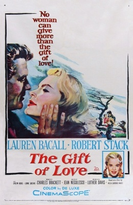 The Gift of Love movie poster (1958) poster MOV_7859c6a9