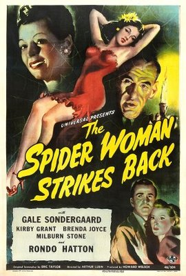 The Spider Woman Strikes Back movie poster (1946) poster MOV_785ea202