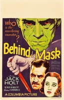 Behind the Mask movie poster (1932) picture MOV_7860bfdf