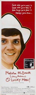 O Lucky Man! movie poster (1973) poster MOV_78622103