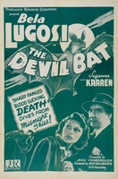The Devil Bat movie poster (1940) picture MOV_78643a81