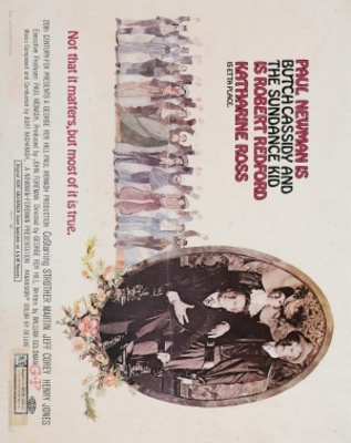 Butch Cassidy and the Sundance Kid movie poster (1969) poster MOV_786730e0