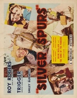 Silver Spurs movie poster (1943) picture MOV_573cb89b