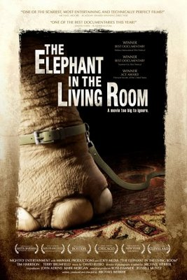 The Elephant in the Living Room movie poster (2010) poster MOV_7867e563