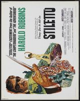 Stiletto movie poster (1969) picture MOV_786ff361