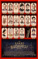 The Grand Budapest Hotel movie poster (2014) picture MOV_787c0db0