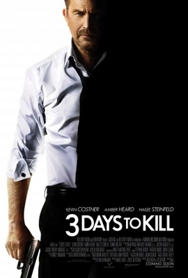 Three Days to Kill movie poster (2014) poster MOV_7885e0da