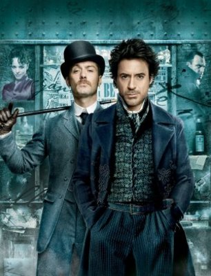 Sherlock Holmes movie poster (2009) poster MOV_788700f5