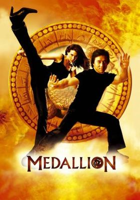 The Medallion movie poster (2003) poster MOV_78928d84