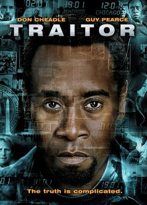 Traitor movie poster (2008) poster MOV_7895f306