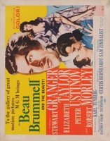Beau Brummell movie poster (1954) picture MOV_789c0b2d