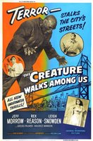The Creature Walks Among Us movie poster (1956) picture MOV_78a24983
