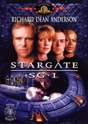 Stargate SG-1 movie poster (1997) poster MOV_78b0a8f8