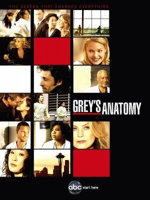 Grey's Anatomy movie poster (2005) poster MOV_78b42283