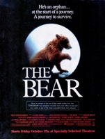 The Bear movie poster (1988) picture MOV_78bea022