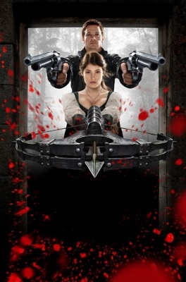 Hansel and Gretel: Witch Hunters movie poster (2013) poster MOV_78bfb2be