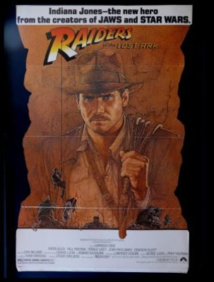 Raiders of the Lost Ark movie poster (1981) poster MOV_78c014d0