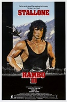Rambo III movie poster (1988) picture MOV_78c22957