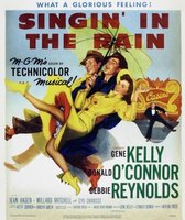 Singin' in the Rain movie poster (1952) picture MOV_78c3949d