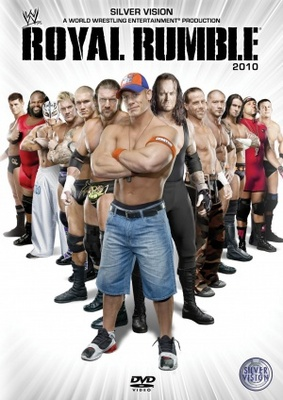 WWE Royal Rumble movie poster (2010) poster MOV_78c73d0c