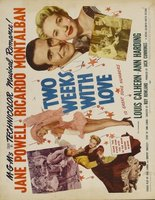 Two Weeks with Love movie poster (1950) picture MOV_78cd4a22