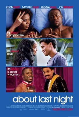 About Last Night movie poster (2014) poster MOV_78d208c7