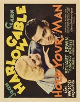 Hold Your Man movie poster (1933) picture MOV_78d441a0