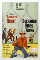 Buchanan Rides Alone movie poster (1958) picture MOV_78d54584