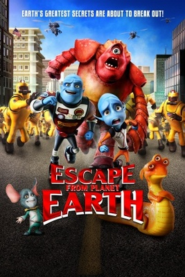 Escape from Planet Earth movie poster (2013) poster MOV_78e59274