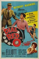 Dial Red O movie poster (1955) picture MOV_78ee584d