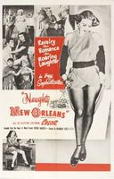 Naughty New Orleans movie poster (1954) picture MOV_78f3b5c8