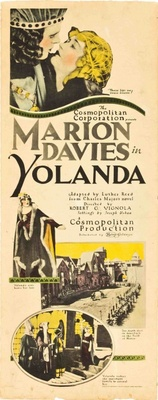 Yolanda movie poster (1924) poster MOV_78f46b56